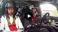 Onboard Sepp Wiegand Thüringen-Rallye (WP7)