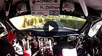 Onboard Ruben Zeltner (Porsche 997 GT3) IVG Gelände - Rallye Sulinger Land 2015