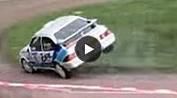 Video Crazy Ford Sierra Cosworth driver - Sideways action! Episode 3 HD (Kopie 1)