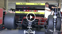 Video Ferrari F1/89 LOUD V12 F1 SOUND ex-Gerhard Berger