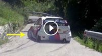 Video Mistakes & Jumps - Rally della Marca 2016