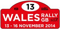 Ergebnisse Rallye Großbritannien 2014