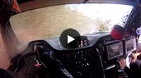 Video Onboard Robby Gordon Crash