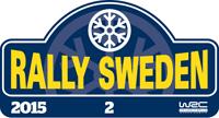 Ergebnisse Rallye Schweden 2015