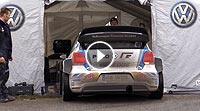 Video Monte Test Polo R WRC 2015- Sebastien Ogier