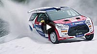 Video Test Anders Grøndal - Citroën DS3 R5