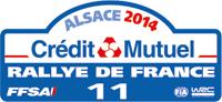 Ergebnisse Rallye Frankreich 2014