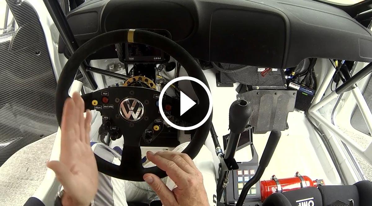 Blick ins Cockpit: So fährt der Rallye-Weltmeister | {Auto cockpit erklärung 14}