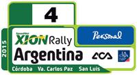 Ergebnisse Rallye Argentinien
