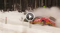 Video Rallye Schweden 2014