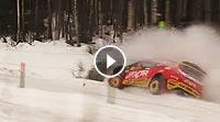 Video Rallye Schweden 2014