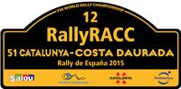 Ergebnisse Rallye Spanien 2015
